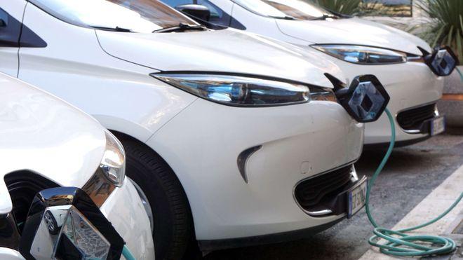 Renault Zoe blir Oslos bybil