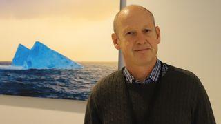 Sveinung Oftedal, fagdirektør i Klima- og miljødepartementet . Møter i IMO for Norge.