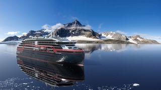 Hurtigruten bestiller enda et hybridskip fra verftet de kjøpte i sommer