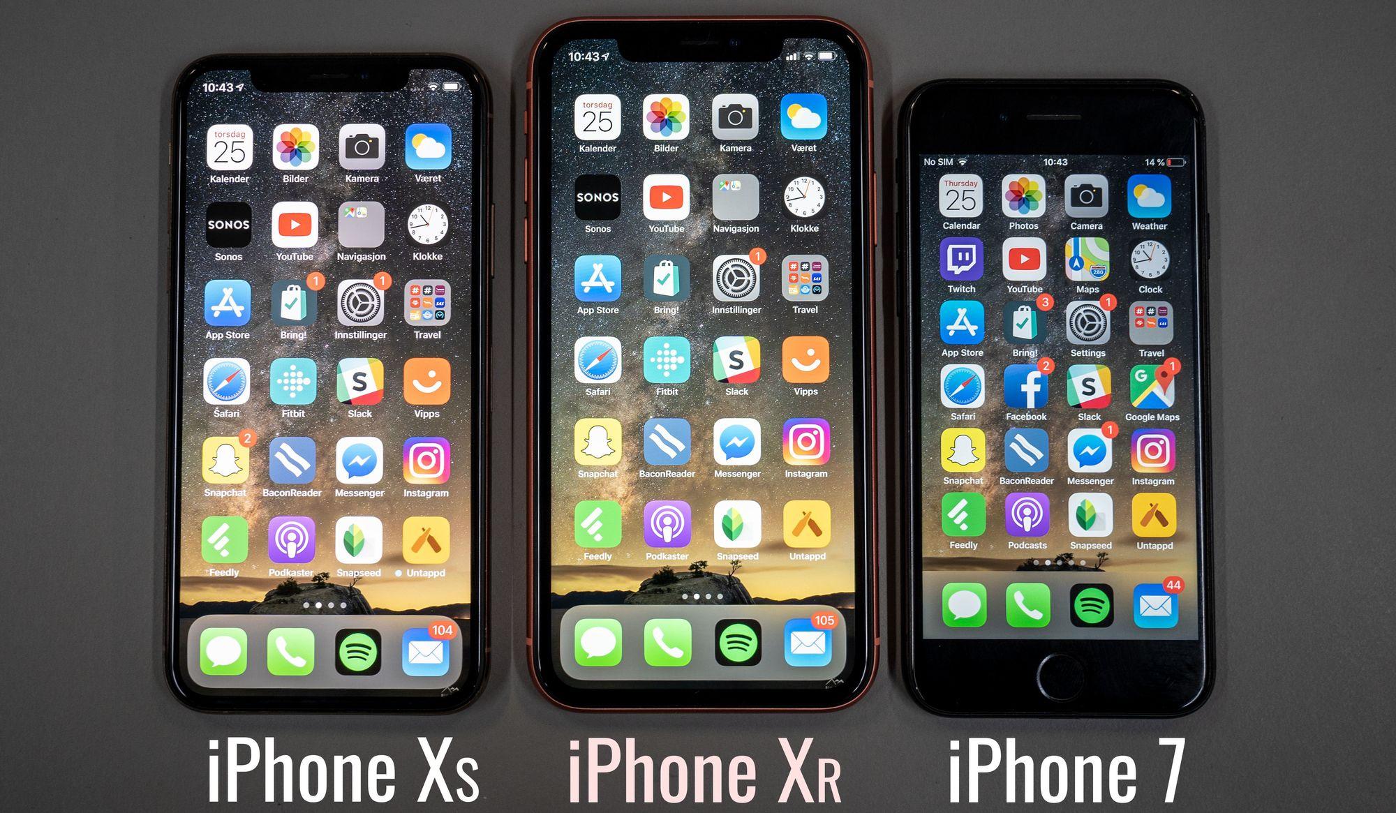 fc4faba0 TEST: Apple iPhone Xr - Tek.no