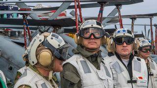 Slik blir NATOs muskeloppvisning på Byneset