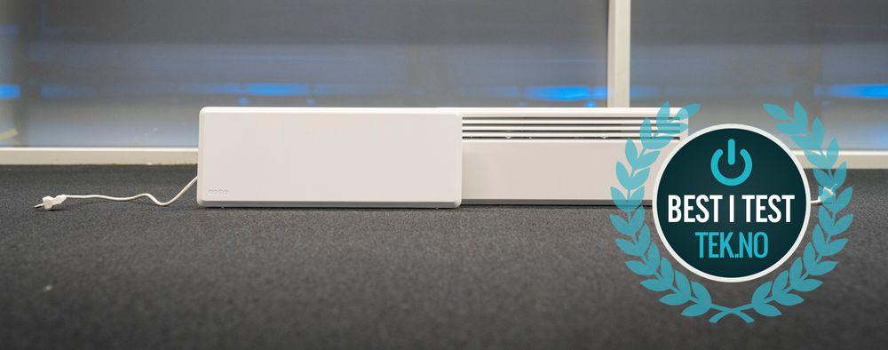 SAMLETEST  Panelovn med wifi-styring - Tek.no 5b5d585376d5d