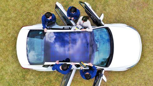 Kia og Hyundai får solceller på taket til neste år