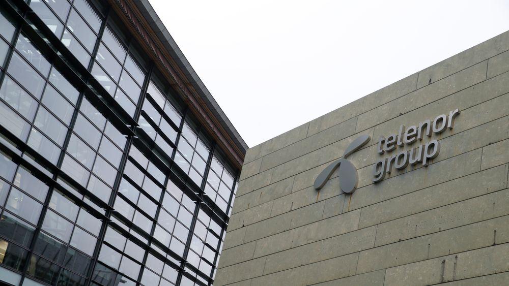 Telenors hovedkontor på Fornebu i Bærum.