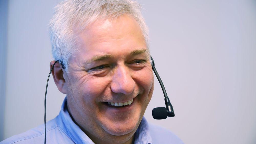UKENS GJEST: Jan Borre Rydningen i Digicat.
