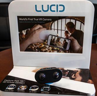 LucidCam. Foto.