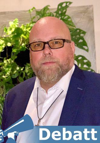 Thomas Tømmernes, IT-sikkerhetssjef i Atea.