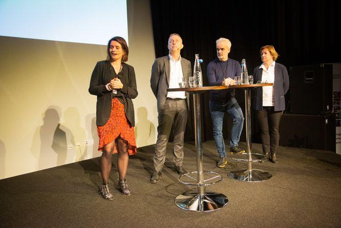 Redaktører debatterer redaktørrollen under NRs høstmøte 5. november