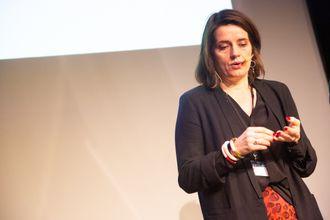 Kjersti Mo, ansvarlig redaktør/direktør kvinne/livsstil i Egmont Publishing