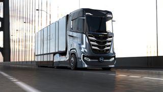Hva er klimafremtiden for tunge lastebiler?