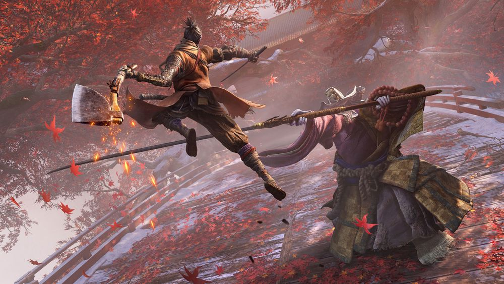 SNIKTITT: Sekiro: Shadows Die Twice