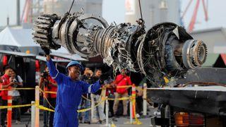 Ferdsskriveren tyder på at Lion Air-flyet fløy med en alvorlig feil på de fire siste flygingene