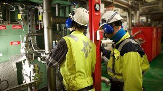SSB-rapport: Det vil bli mindre behov for ansatte i petroleum og industri