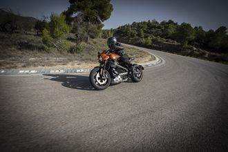 Harley Davidson LiveWire.