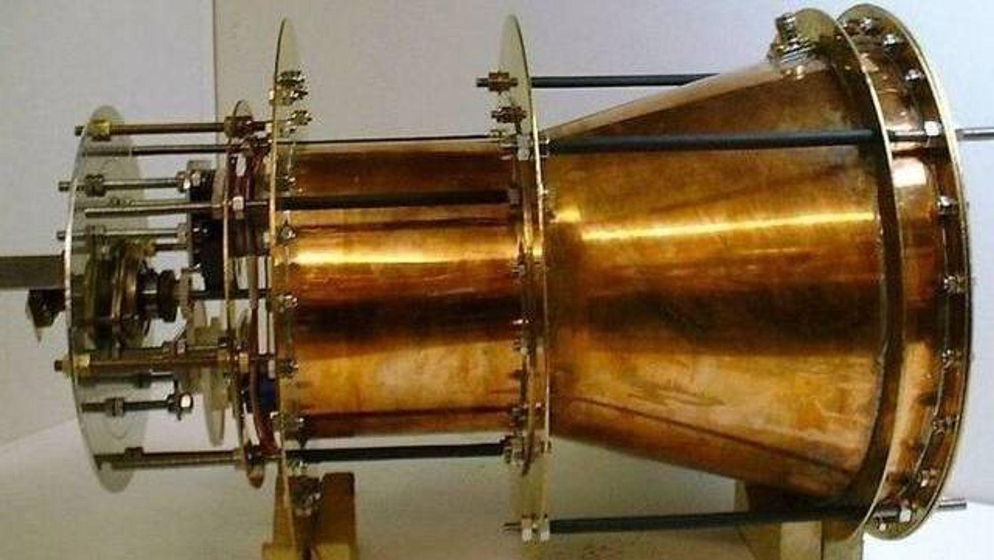 I et nytt prosjekt skal den amerikanske etaten Darpa utforske mulighetene med motoren Emdrive.