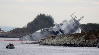 Tidligere fregattsjef: Ingen tvil om at fregatten hadde vikeplikt