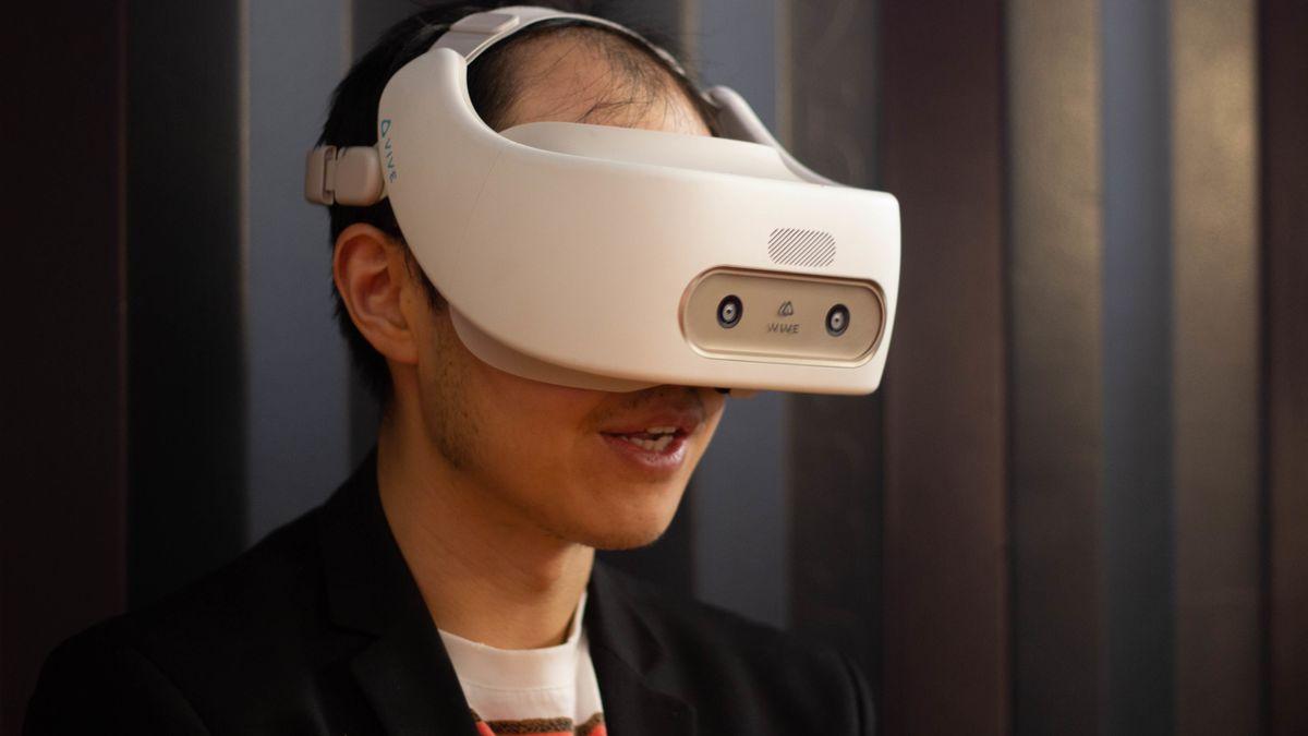 HTC vil ha VR inn i bedrifter med nye VR-briller som verken trenger PC eller mobil
