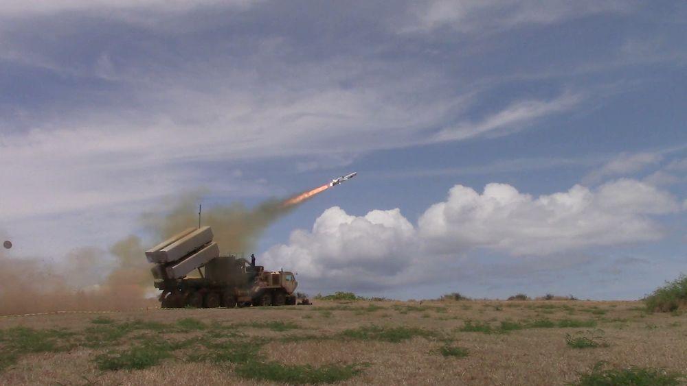 Tirsdag varslet Kongsbergs amerikanske partner Raytheon at marinekorpset skal integrere Naval Strike Missile i sin eksisterende styrkestruktur.