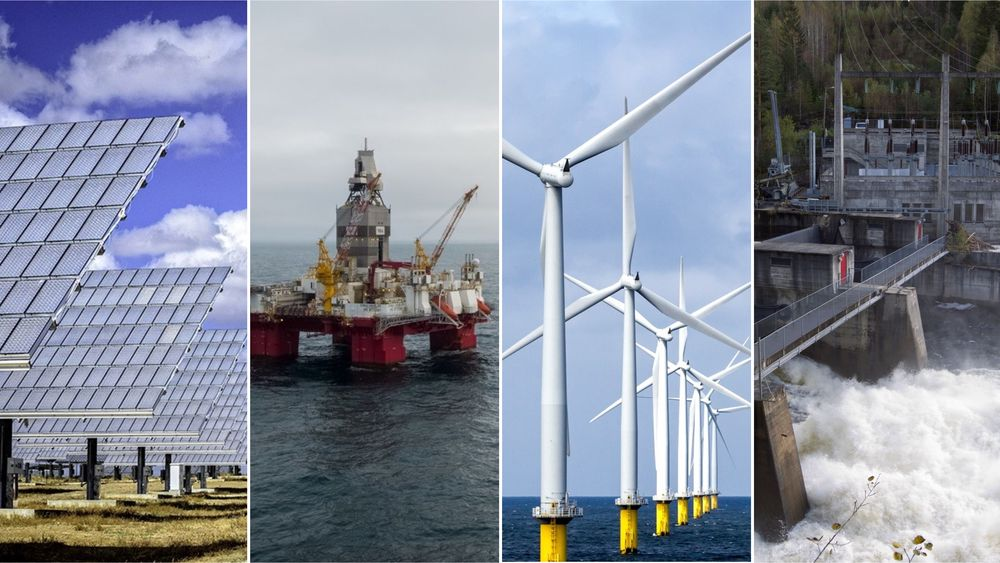 Alle energikilder finner sin plass i vår nye satsning TU Energi.