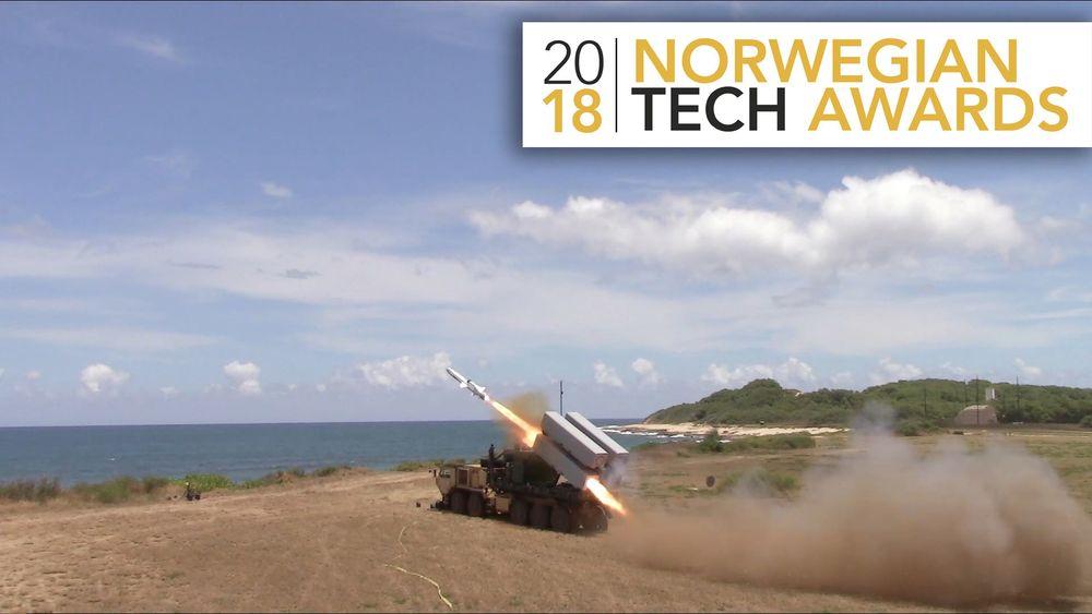 Den amerikanske marinen har allerede bestilt NSM, og i sommer fulgte den amerikanske hæren opp med testing av NSM skutt fra land.