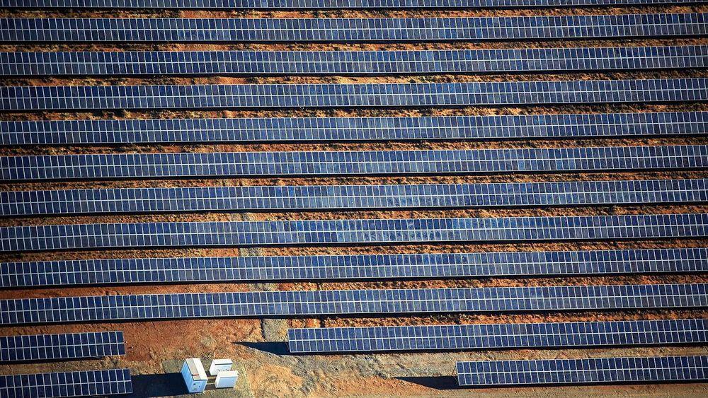 Equinor investerer i Scatec Solar.