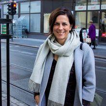 Kirsten Haggart bygger høyt og tett med massivtre i London.