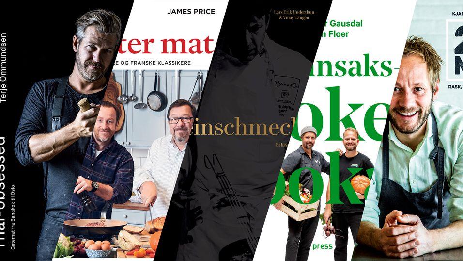 deaf362a Dette er årets fem beste kokebøker. Bli med på prisutdelingen ...