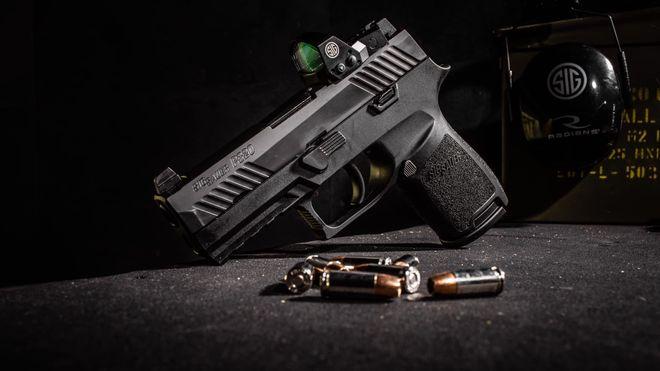 Politiets elitestyrke får nye pistoler