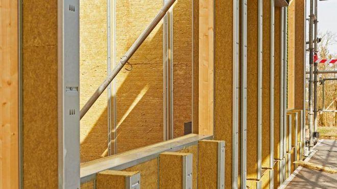 12 år og en fiasko klokere: Rockwool er klar med et byggesystem til lavenergihus