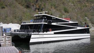 Enova gir støtte til helelektrisk turistskip i Oslofjorden