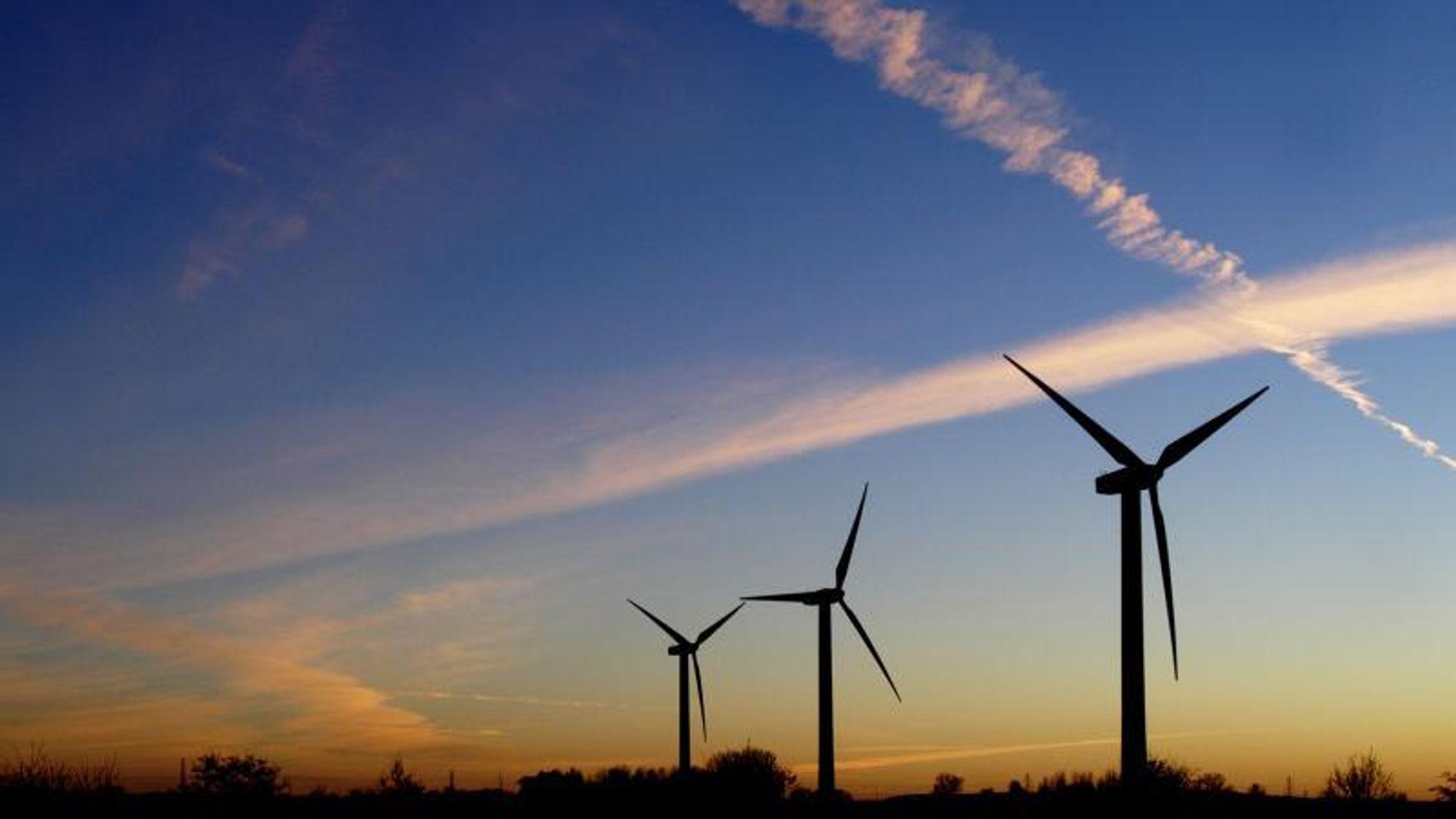 Tyske Lumenion jobber med å lagre overskuddskraft fra vindmøller i stål.