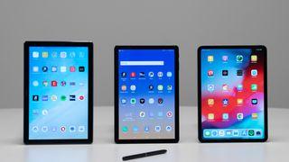Ny iPad mot Samsung og Huawei. Vi har sjekket hvilket nettbrett du bør velge