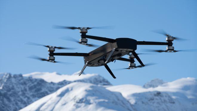 Japansk fond sikrer at norske droner kommer på markedet