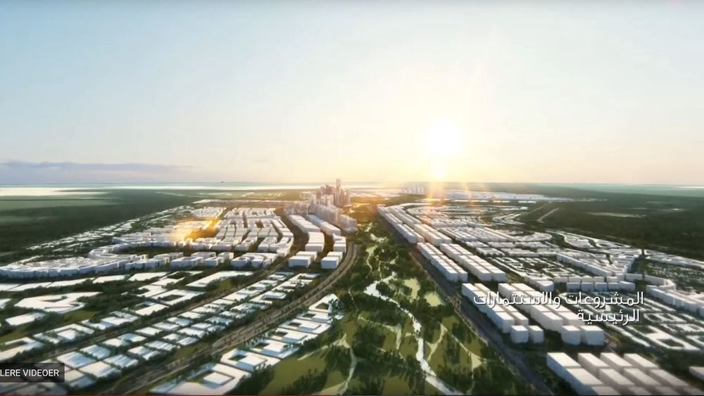 Den nye hovedstaden skal være dimensjonert for fem millioner innbyggere. I Kairo bor det i dag 20 millioner.