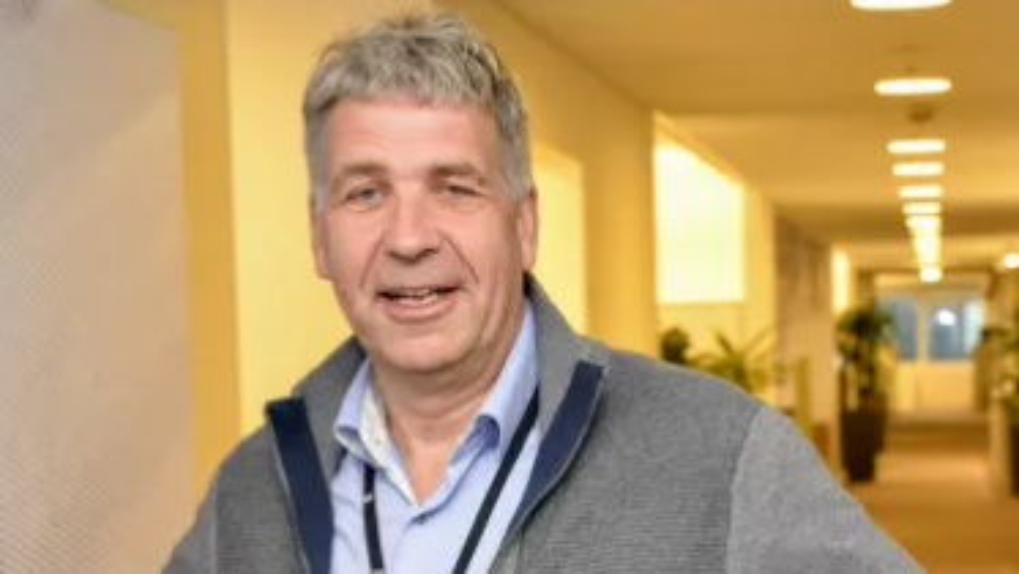 Tore Fredriksen er konstituert som adm. direktør i Omsorgsbygg.