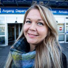 Bodø bygger smart nullutslippsby ved den nye lufthavnen. Marianne Bahr Simonsen, leder Smart Bodø.