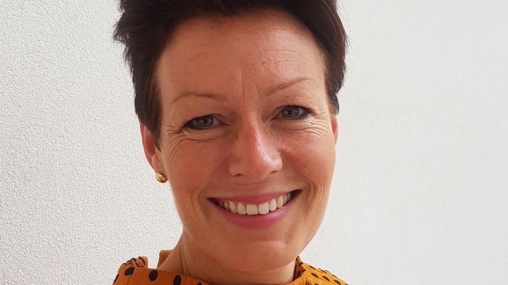 Line Henriette Holten er Teknas nye generalsekretær.