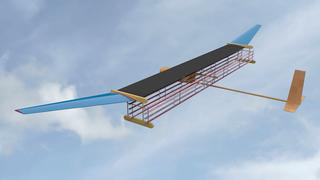 Dette lydløse flyet flyr uten bevegelige deler