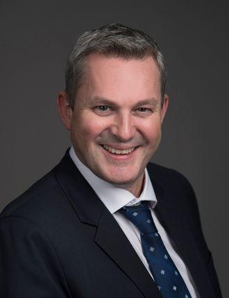 Sigurd Øvrebø, administrerende direktør i Rolls-Royce Electrical Norway.
