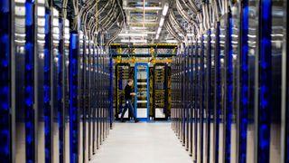Microsoft åpner snart to store datasentre i Norge.
