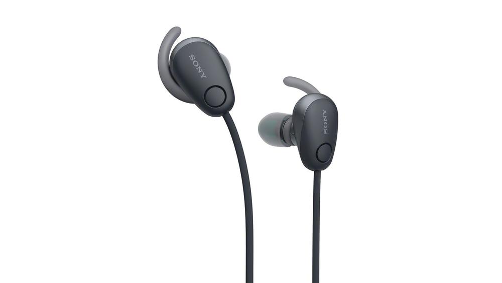 I luke 11 ligger trådløse sportsøretelefoner med støyreduksjon