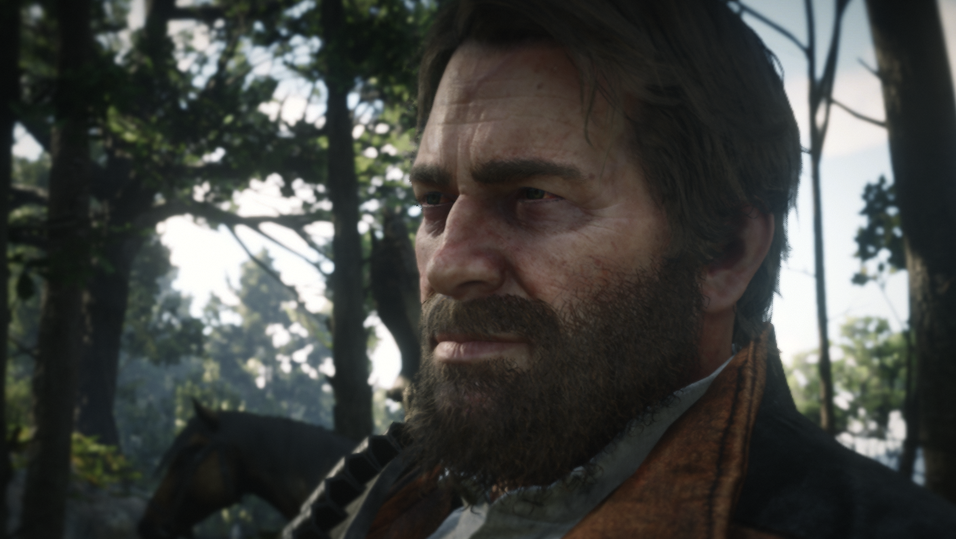 CD Projekt RED er store fans av Red Dead Redemption 2