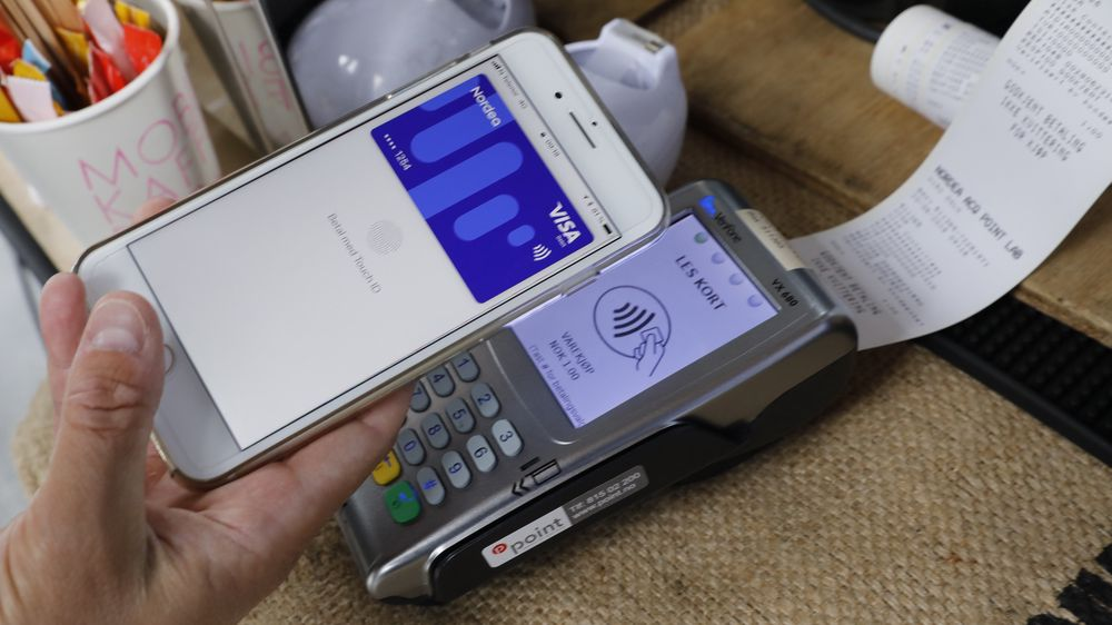 Apple Pay (illustrasjonsfoto).