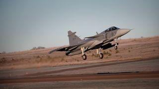 Nå skrur Saab opp tempoet i utviklingen av den nye generasjonen Jas-39 Gripen