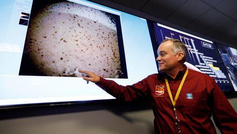 Fornøyd med Mars-sondens landingsplass:«Trygg og kjedelig»