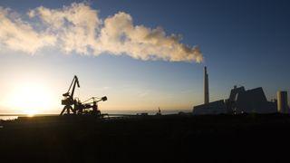 Danskenes kullforbruk stupte i fjor