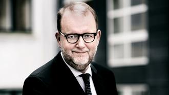 Danmarks Energi-, forsynings- og klimaminister Lars Chr. Lilleholt (V).