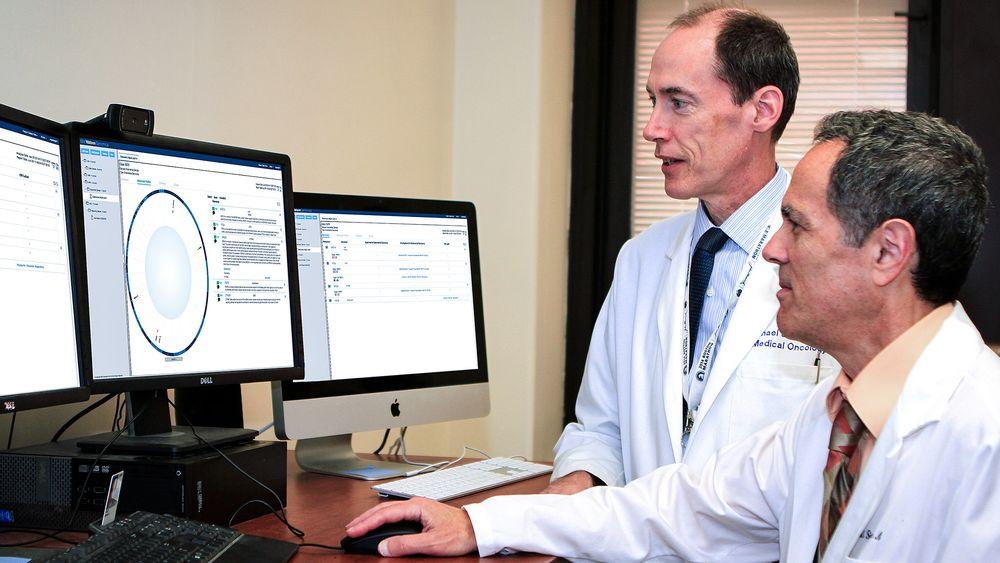 På stadig flere sykehus rundt om i verden benyttes kunstig intelligens for å assistere legene når diagnoser og terapi skal avgjøres.