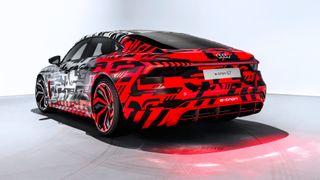 Audis elektriske sportsbil er klar