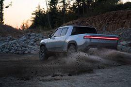 Rivian R1T kommer til Norge i 2021.